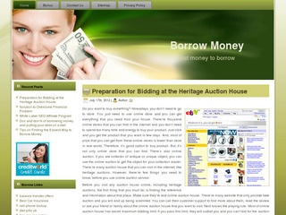 Borrow Money and Loan