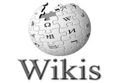 Create 1100+ authorithy backlinks from 1100+ unique high PR wikis to your site including real edu backlinks