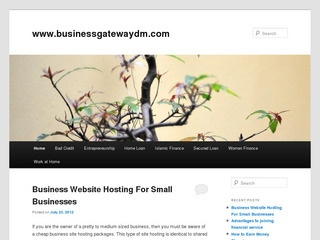 Business blog review