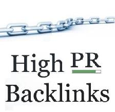 create 14 x High PAGERANK Contextual Backlinks from 2x PR4, 2x PR3, 2x PR2, 1x PR1 blogs