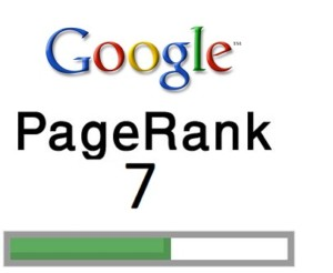 give Actual PR7 Page Backlink, With Low OBL