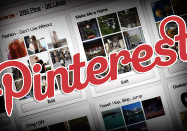 pin up to 3 blog posts or websites to Pinterest and each pin will be submitted to 100,000 twitter followers