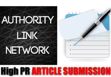submit your article to Authority Link Network