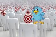 create 5 twitter acc with 1000+ targeted followers