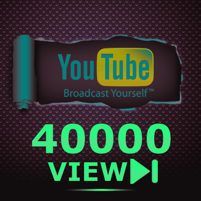 give your YouTube Video Over 40000 Unique Real Views 50 Likes and 50 Subscribers Guaranteed within 48hrs - 96 hrs