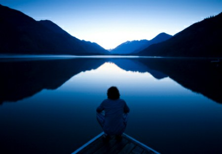 Meditation Healing from Depression