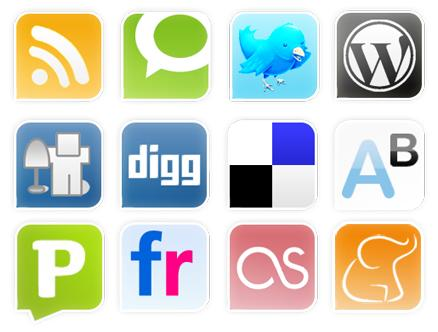 do manually  50 Social Bookmarking  submission with PR 3 to 9