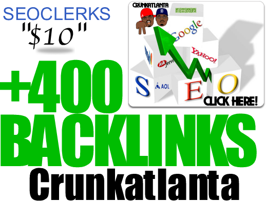 get you over 400 Back links to your domain