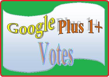 GIVES YOU 200 + GOOGLE PLUS +1 Vote