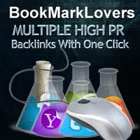 socialbookmarking yoursite using Bookmarklovers