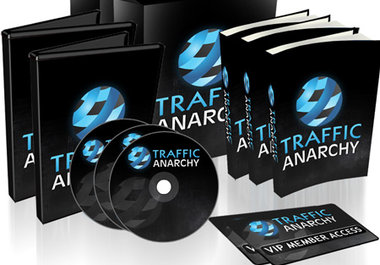will send you 1 2 3 AUTOMATION SOFTWARE for totally free traffic TRAFFIC ANARCHY with master resale rights