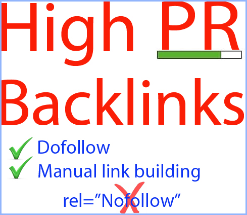 providing 50 PR 4 - 9 dofollow profile links + 10 .edu profile links
