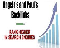 shoot 350+ Angela backlinks to rock your site on top of Google, include edu and gov backlink