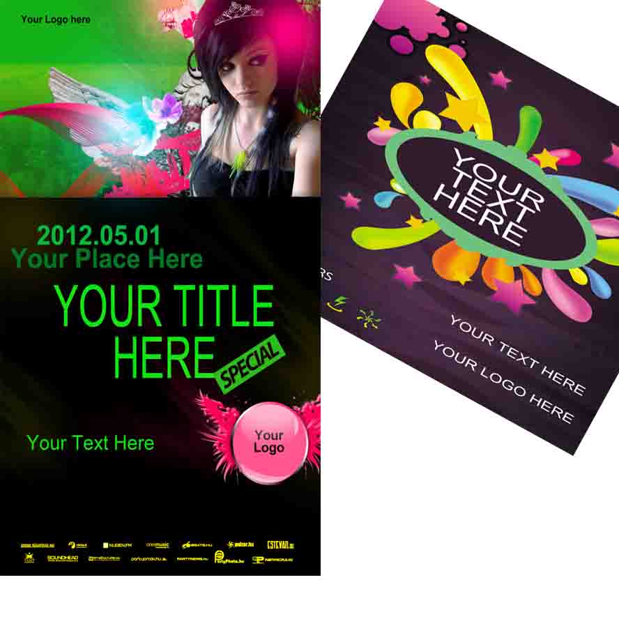 design you a Stylish and attractive flyer for your business or service