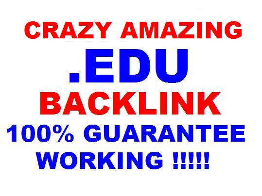 create 360+ Edu Backlink To Your Website And Ping It To 83 Ping Service, Google Loves Edu Backlink