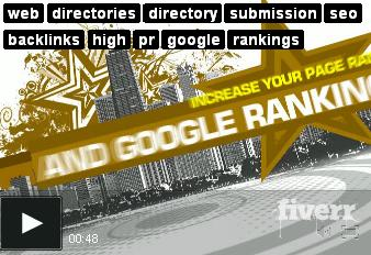 submit your website to 500 SEO friendly high pr web directories