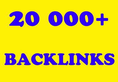 create Xrumer Backlinks 20,000 Links Verified Forum Profile Backlinks