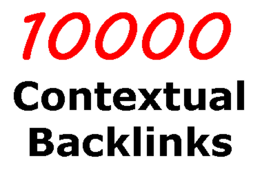 create over 10,000 Powerful High Quality Contextual backlinks from Wiki sites