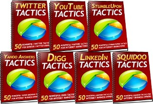 Give You 350 Powerful Social Media Tactics To Increase More Traffic, Leads And Sales