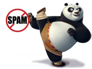 get your website out of the sandbox or panda attack