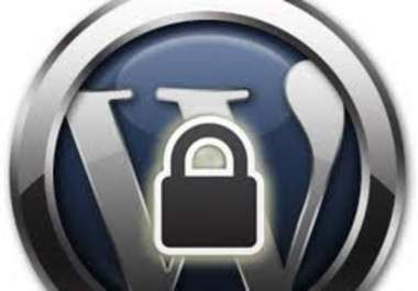 install wordpress and 7 important plugins