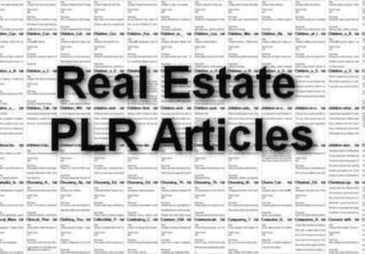 provide you 1755 Real Estate Private Label Rights Articles can Be Used On Website For Promotion with Special Bonus Within 24 Hours