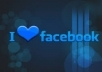 get 1400++ USA Guaranteed Facebook fans and likes, no admin access needed in 18hours ^_^!°Φⁿ♥