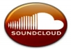 give you 399  SOUNDCLOUD Followers, 100% Real & Genuine