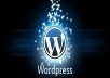 install Wordpress and best premium themes, 10+ musthave plugins plus other bonus