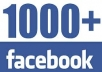 add 1000+ High Quality Facebook PHOTO Likes/Status/Follower/Fanpage Likes.......