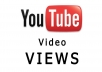 I will promote and deliver around 10,000 unique views to your YouTube channel