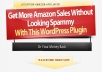 I Will provide you Amazon Plugin - Get More Amazon Sales Without Looking Spammy