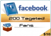 Give You 500 Interest Specific Facebook Likes
