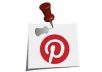 I will add 200 Pinterest Followers to your pinterest account