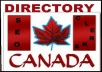 i will submit manualy 40 canada based web directory like trycanada,goldbook,canadawebdir, ustrustcanada etc