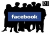 [level 2] get You 3000+ REAL Facebook Followers/subscriber to your fb profile/fan page within 12 hours for