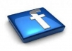 Give you 800+ hunman facebook likes on your facebook page or post just