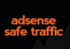 Send 10,500 Adsense Safe Visitors/Traffic/Click to your Domain/website/blog