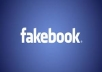 Get You 2000+ Real facebook fanpage LIKE OR FAN