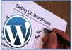 Install Wordpress Website In Under 24h