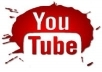 Give you 800++ human youtube video like in your any youtube video just