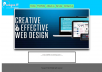 I am create full web page design