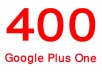 give 200+ Real Google Plus one and 10 PR9 Unique Backlinks~~!!