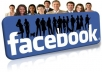 give you 860+ facebook likes,100% real and active user