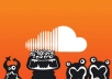★ ★give you 200 Soundcloud Followers to INCREASING Attention to your Music for