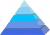 build More Than two tier pyramid + Linkwheel of 300 profile backlinks and 9000 wiki ....!!!!!!!!!