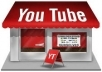 Give you 650++ human youtube video like in your any youtube videos just