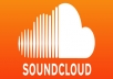 give you 500+ Soundcloud Downloads and 1000+ Soundcloud Plays to your Soundcloud Account..........
