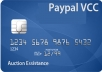 I Will Provide AVS VCC To Verify Paypal