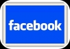 Give You 10 Facebook High Quality PVA Accounts